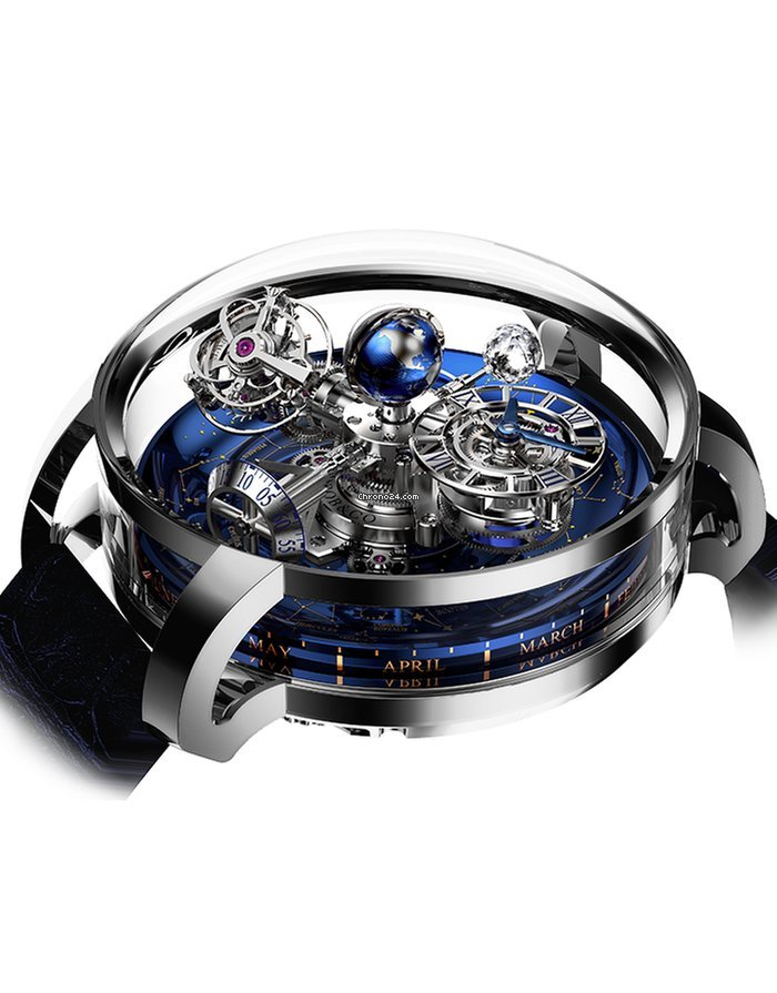 Jacob & Co. Astronomia AT110.60.AA.WD.A 2021 new