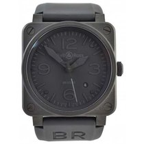 Bell & Ross Ceramic 42mm Automatic BR 03 pre-owned