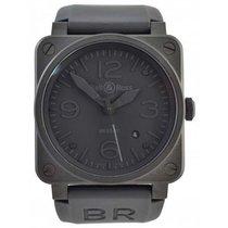 Bell & Ross BR 03 Ceramic 42mm Black United Kingdom, Blackburn