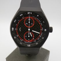 Porsche Design Monobloc Actuator Titanium 45.5mm Black