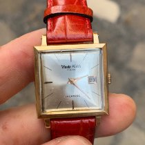 Welder Yellow gold Manual winding pre-owned