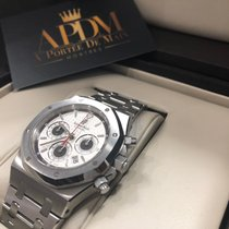 Audemars Piguet 26300ST.OO.1110ST.06 Steel 2012 Royal Oak Chronograph 39mm new