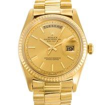 Rolex 1803 Aur galben Day-Date (Submodel) 36mm