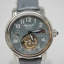 Ingersoll Steel 47mm Manual winding IN 5306 GY new