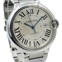 Cartier Ballon Bleu 42mm Steel 42mm Silver United States of America, Indiana, Carmel