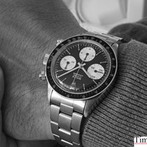 Rolex 6263 Staal 1976 Daytona 37mm tweedehands