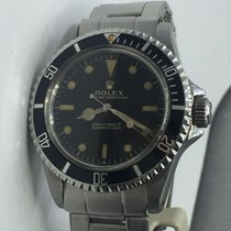 Rolex Submariner (No Date) 5513 1963 occasion