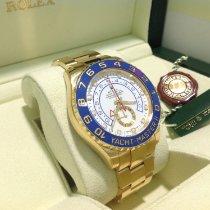 Rolex Yacht-Master II Yellow gold 44mm White No numerals United Kingdom, Gateshead