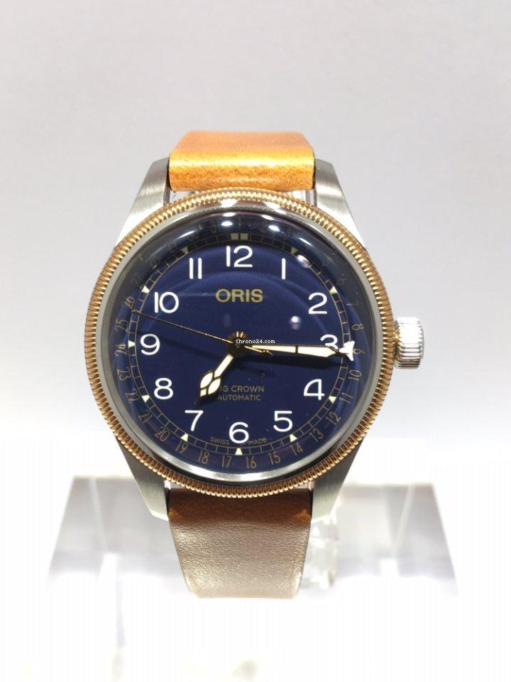 fca878e5b99c Relojes Oris - Precios de todos los relojes Oris en Chrono24