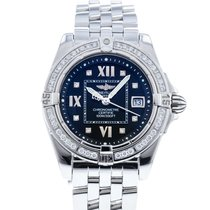 Breitling Cockpit Lady Acero 32mm Negro