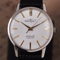 Citizen Steel Automatic White 36mm pre-owned