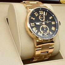 Ulysse Nardin Marine Chronometer Manufacture 1186-122-8M/42 2016 подержанные
