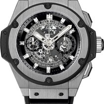 Hublot King Power Titanium 48mm Transparent No numerals United States of America, Florida, Miami