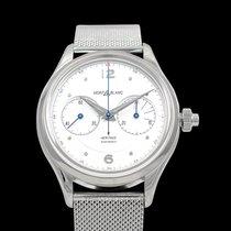 Montblanc Heritage Chronométrie Steel White
