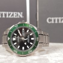 Citizen Promaster Marine Titanium 45mm Black