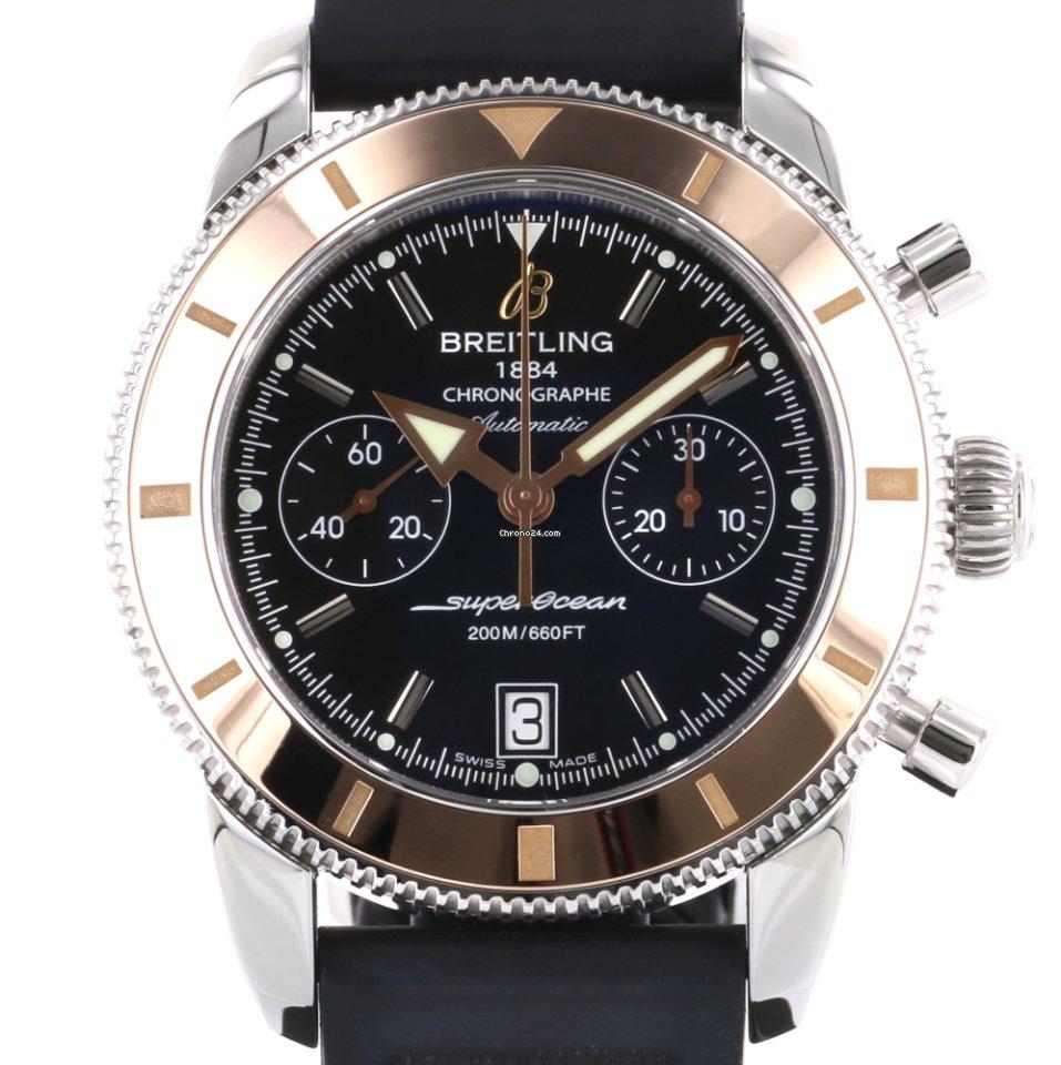 prijzen breitling horloges