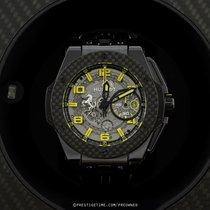 Hublot Big Bang Ferrari Ceramic 45mm Transparent United States of America, New York, Airmont