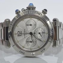 Cartier Pasha Seatimer w31030H3 pre-owned