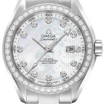 Omega 23115342055001 Steel Seamaster Aqua Terra 34mm new United States of America, California, Moorpark