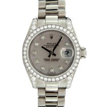 Rolex Madreperla 26mm usados Lady-Datejust