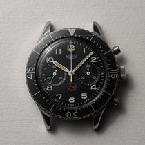 Heuer SG 1550 Satisfaisant Acier 43mm Remontage manuel France, Bailly