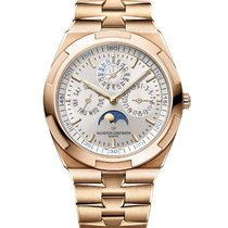 Vacheron Constantin 4300V/120R-B064 Rose gold 2020 Overseas 41.5mm new United States of America, Florida, Sunny Isles Beach