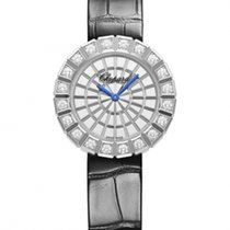 Chopard Ice Cube White gold 36mm United States of America, Florida, Sunny Isles Beach