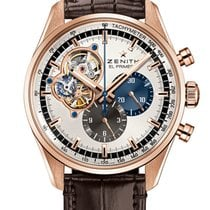 Zenith El Primero Chronomaster new 2020 Automatic Chronograph Watch with original box and original papers 18.2040.4061/69.C494