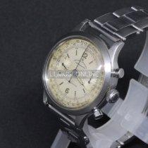 Rolex Chronograph Steel 35,5mm White Arabic numerals