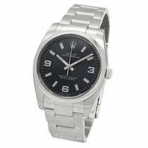 Rolex Oyster Perpetual 34 Steel 34mm United States of America, New York, New York