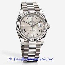 Rolex Day-Date 40 neu Automatik Uhr mit Original-Box und Original-Papieren 228239