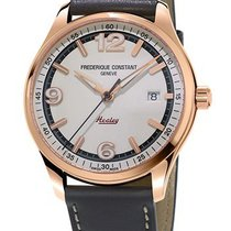 Frederique Constant Vintage Rally Gold/Steel White United States of America, New York, Brooklyn