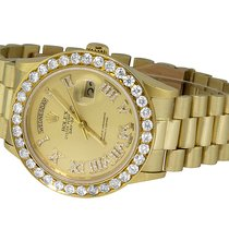 Rolex Day-Date 36 WTCH-27703 pre-owned