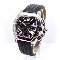 Cartier Roadster Chronograph XL Black 2010