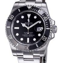 Rolex Submariner Date 40 mm Steel Ceramic 116610