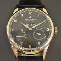 Pequignet Rue Royale NEW Day-Date  and Power Reserve
