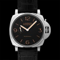 Panerai Luminor Due Steel 45mm Black United States of America, California, San Mateo