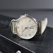 NOMOS 244 Steel 2020 Ludwig 33 32.9mm new