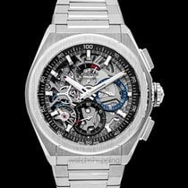 Zenith Titanium Automatic 95.9000.9004/78.M9000 new United States of America, California, San Mateo