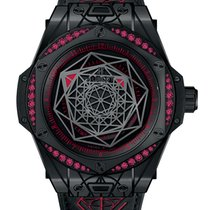 Hublot Big Bang 38 mm neu 39mm Keramik