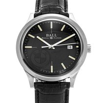 Ball 40mm Automatic 2017 pre-owned for BMW Black
