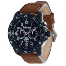 Timberland Watches Steel 46mm Quartz 14109JSB/02 new