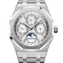 Audemars Piguet Royal Oak Perpetual Calendar 26574ST.OO.1220ST.01 2018 new