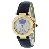 Cartier Pasha 30001 1990 pre-owned