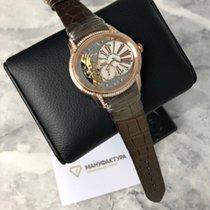 Audemars Piguet Millenary Ladies новые 2019 Механические Часы с оригинальными документами и коробкой 77247OR.ZZ.A812CR.01