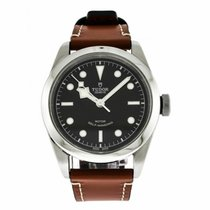 Tudor pre-owned Automatic 41mm Black Sapphire Glass 15 ATM