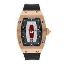 Richard Mille RM 07 Rose gold 31mm Transparent No numerals United States of America, New York, New York