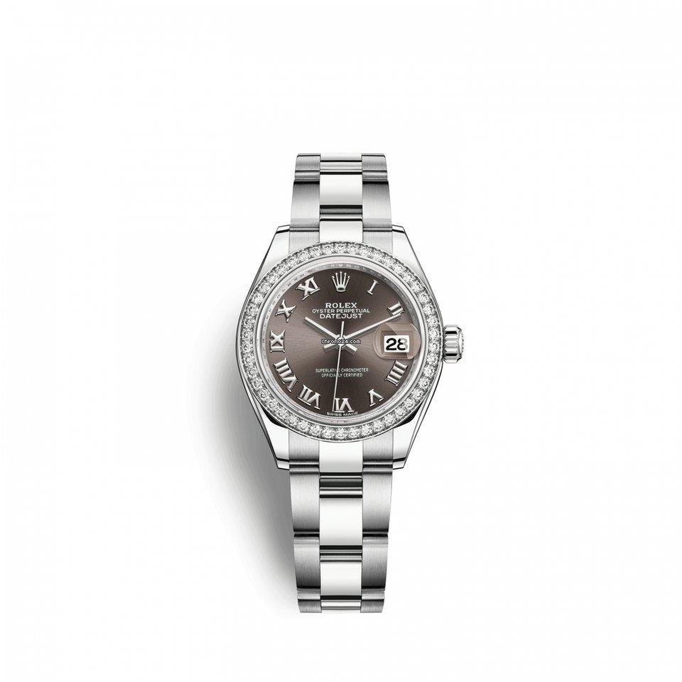 Rolex Lady-Datejust 279384RBR0016 new