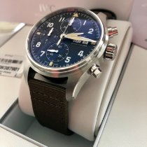 IWC Pilot Spitfire Chronograph new 2019 Automatic Watch with original box and original papers IW387901