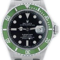 Rolex 16610 T Aço Submariner Date 40mm usado